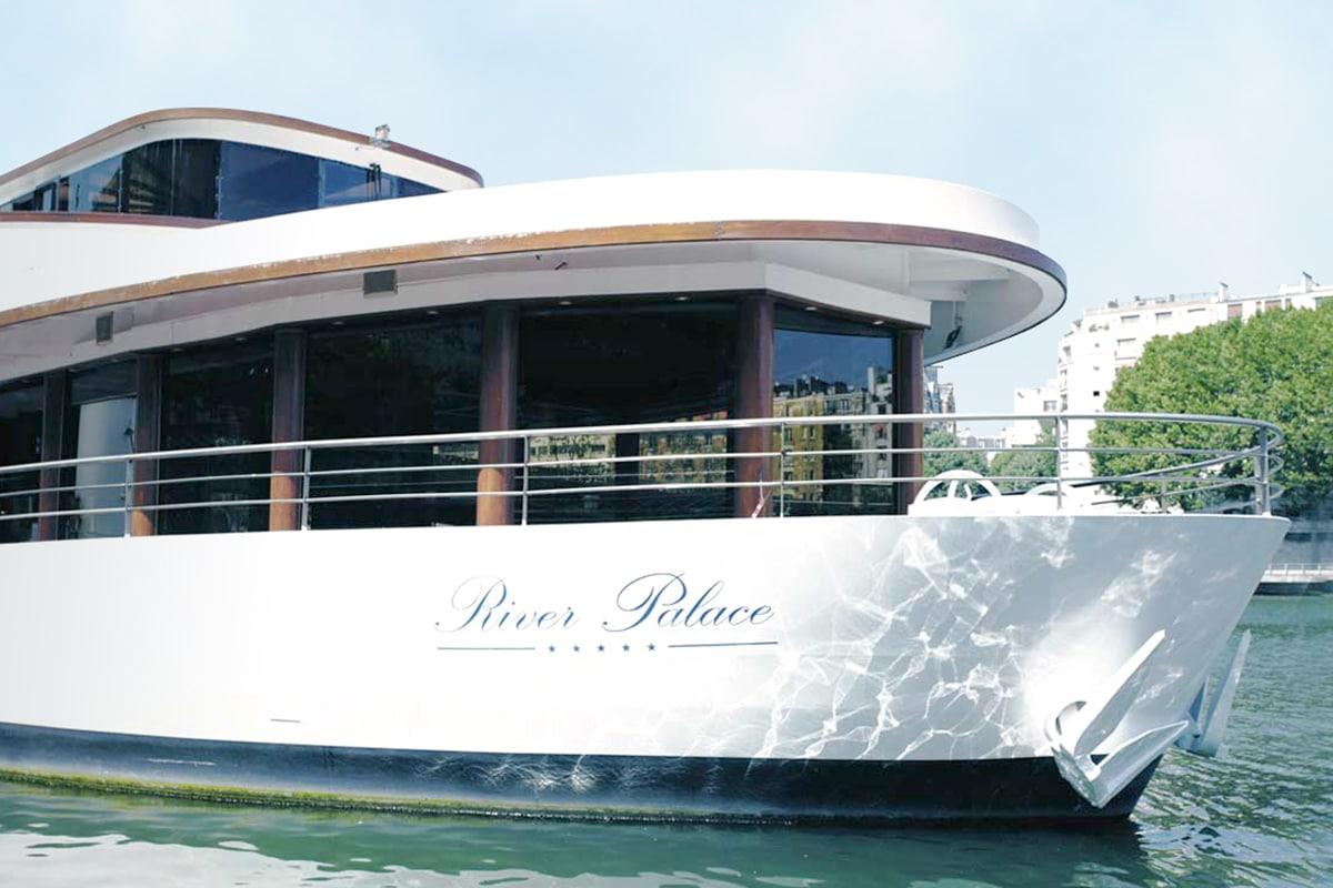 péniche River Palace